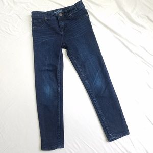 Cat & Jack Girls Size 6 High Rise Skinny Jeans
